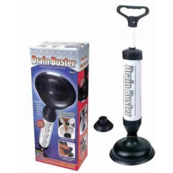 Drain Buster Toilet Plunger