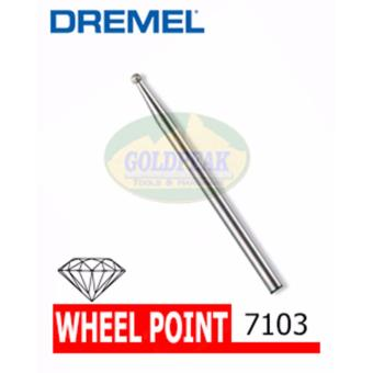Dremel-7103 Diamond Wheel Point