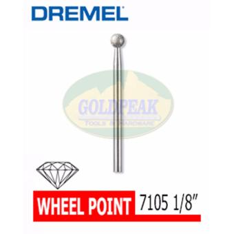 Dremel 7105 Diamond Wheel Point