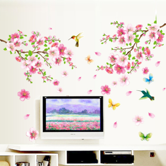 Duoduo living room bedroom wall painting wall stickers