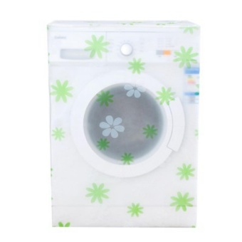 DUOFIRE Drum washing machine Cover Zippered Front Load Dust Cover, Waterproof Size:54*56.5*85cm - intl