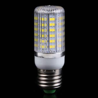 E27 12W 56SMD 5730 5630 LED Spot Light Corn Lamp Bulb Cool White AC110V (Intl)