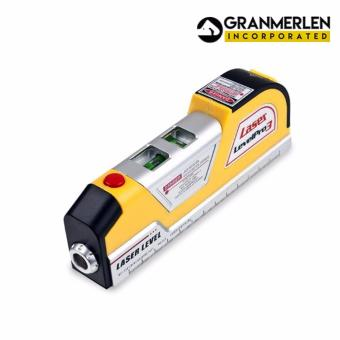 Easy Laser Level Pro 3 with Tape Measure Perfect Construction Buddy