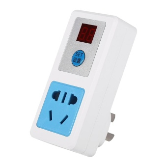 Electrical AC 220V Energy-saving Timer Socket Home AppliancesDigital Timing-Switch (24 Hours) - intl - 2