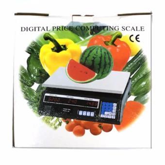 Electronic Digital Price Computing Platform Scale ACS-30 200g to 30Kg(Black) - 5