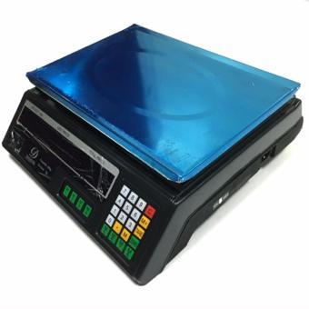 Electronic Digital Price Computing Platform Scale ACS-30 200g to 30Kg(Black) - 2