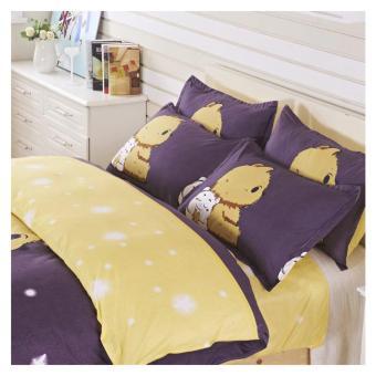 Elite 4 Piece Bedding Sets / Bedsheet (Teddy Bear ) - King - 2