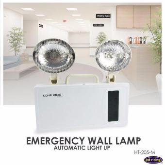 Emergency Wall Lamp (Automatic Light Up) HT-205-M