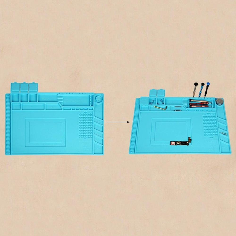 Uinn Fm 2028 Pegangan Solder Untuk Hakko Fx 951 Hitam Stand Bulat Besi Dudukan Tempat Naruh Sol Era S 160 Magnetic Heat Resistant Soldering Mat Stationinsulation Pad Blue Intl