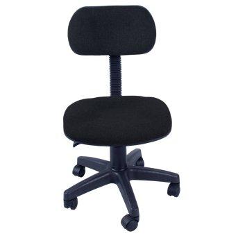 Ergodynamic OC-101BLK Staff Office Chair Computer Chair Furniture(Black) - 2
