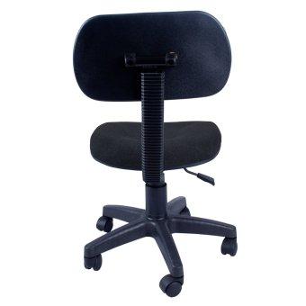 Ergodynamic OC-101BLK Staff Office Chair Computer Chair Furniture(Black) - 5