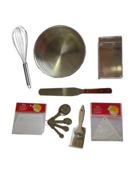 E.S Designs Baker Package set of 8