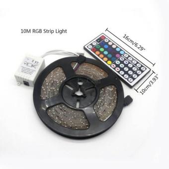 EsoGoal LED Strip Light Kit 600 LEDs Flexible 3528 RGB Color Lighting Changing .