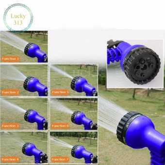 Expandable Flexible Garden Hose Up By Magic Hose 15m/50Ft