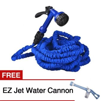 Expandable Flexible Garden Hose(up to 50 ft)with Free EZ Jet