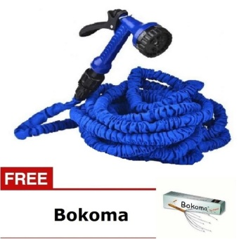 Expandable Garden Hose up to 125ft Free Bokoma