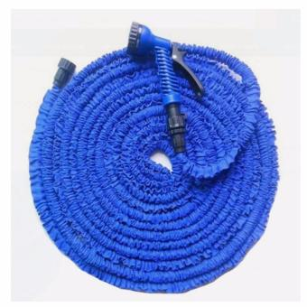 Expandable Garden Magic Hose up to 75 ft (Blue) - 2
