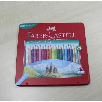 Faber-Castell 24 Color Grip Pencils