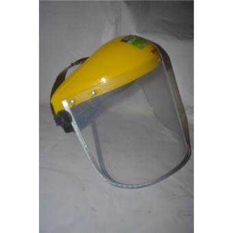 "Face Shield with Visor with FREE Hoyoma Japan C Clamp 2"" Price Philippines"