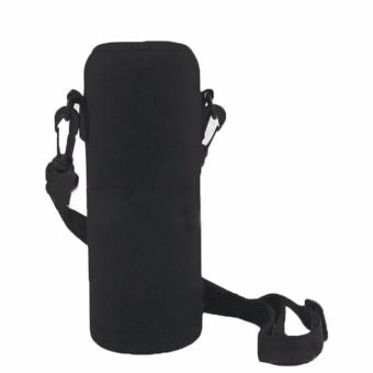 Fancyqube 1000ML Water Bottle Carrier Insulated Cover Bag Holder -intl Price Philippines