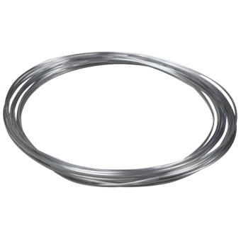 Fang Fang Aluminum Jewelry Finding Wrap Craft Wire 1mm (Silver) Price Philippines