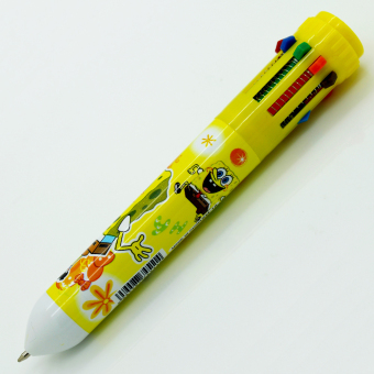 Fang Fang Students Writing Pen 10 Colors in A Pen (Multicolor) Price Philippines