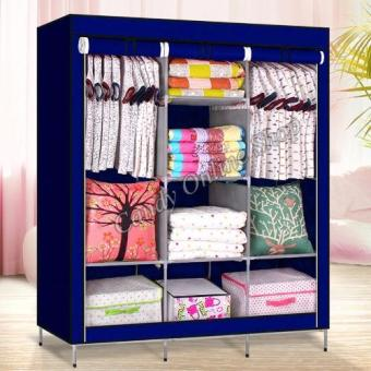 Fashion Large Size Quality Multifunctional Wardrobe Storage LockersC-88130