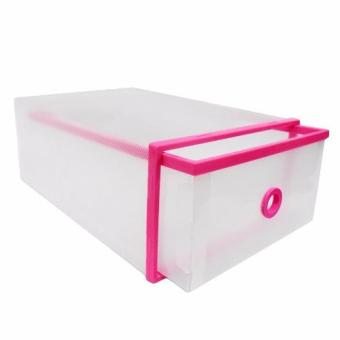 Fashion Shoes Box Storage Organizer