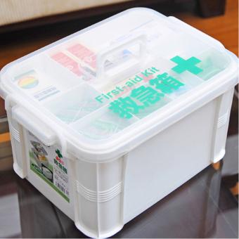 Fasola Home Kits First Aid Kit Box Medicine Storage Box