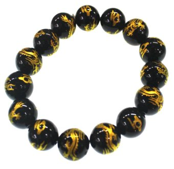 Feng Shui Charms Monta Beads Bracelet Large (Black) Price Philippines