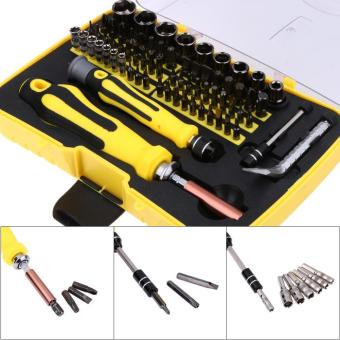 Ferramentas Manuais Torx 69 In 1 Multi Bit Repair Tools Screw Driver - intl