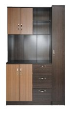 FF OFT2 TADR883802WGOAK Kitchen Cabinet