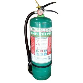 FIRE EXTINGUISHER HCFC-123 (green)