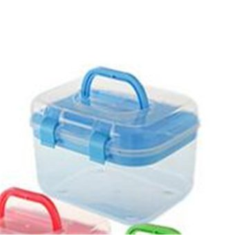 First Aid Box medication storage Boxes Home Medicine Chest MedicalFirst Aid Kit High Quality Storage Boxes - intl