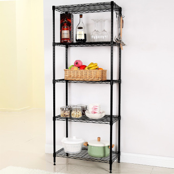 Five Layer kitchen organizing rack storage rack