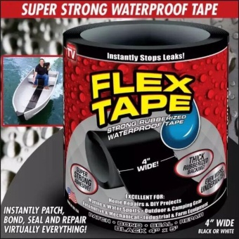 Flex Tape Water Pipe Leak Proof Tape - intl Price Philippines