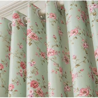 Floral Blackout Curtains for the Bedroom Modern Curtains for Living Room Window Curtains Blinds Custom Made