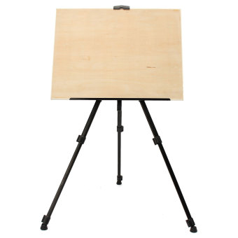 Folding Painting Easel Artist Telescopic Field Studio Tripod Display Stand - intl - 2