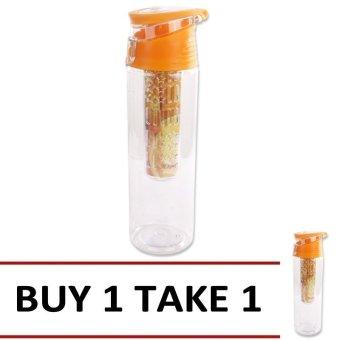 Fruit Juice Tumbler 700ml (Orange) Buy 1 Take 1