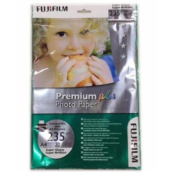 Fujifilm Premium plus Glossy Photo paper