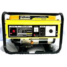 Fujihama 3500W Portable Gasoline Generator (Yellow) Philippines