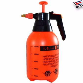 Garden Sprayers.1.5L Sprays Chemicals and Pesticide.Spray Bottle(Orange) Price Philippines
