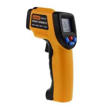 GM320 Non-Contact LCD IR Infrared Temperature Thermometer - intl