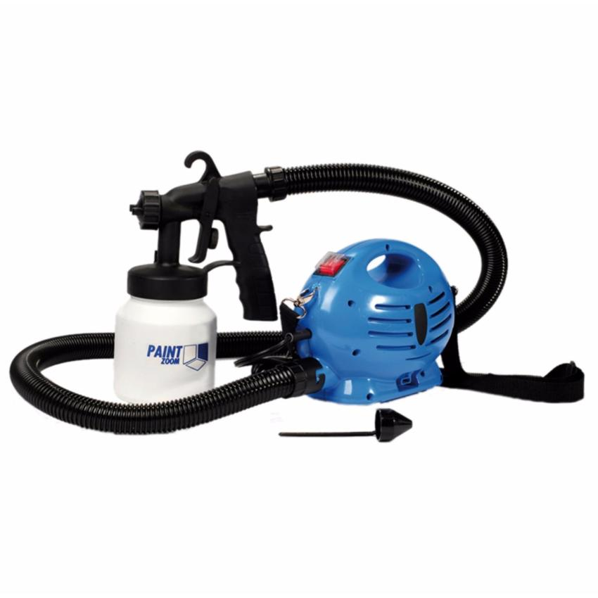 GMY Paint Zoom Spray Gun Ultimate Portable Painting Machine Home Tool Airless Sprayer - 2