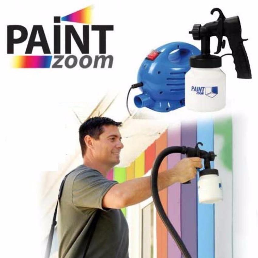GMY Paint Zoom Spray Gun Ultimate Portable Painting Machine Home Tool Airless Sprayer - 3