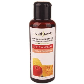 Good Scents Aroma Concentrate Apple and Melon Scented Oil 125 mL Price Philippines
