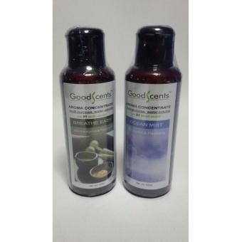 Good Scents Aroma Fragrances Eucalyptus Peppermint and Ocean Mist125ml Price Philippines