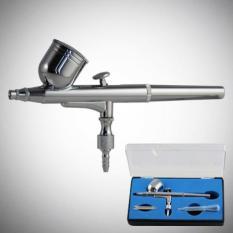 GotHobby 0.3mm Gravity Feed Dual-Action Airbrush Paint Spray Gun Kit Set Philippines
