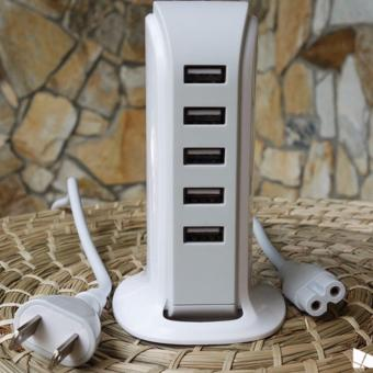 GRDE 5-port USB Charging Station