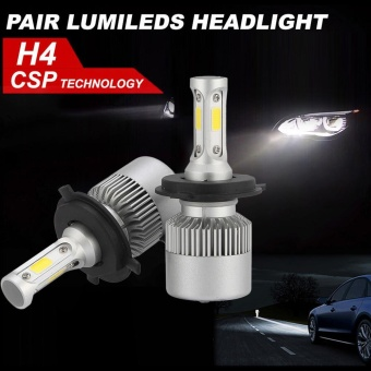 H4 180W 18000LM LED Headlight KIT HIGH LOW Beam Replace Halogen Xenon - intl